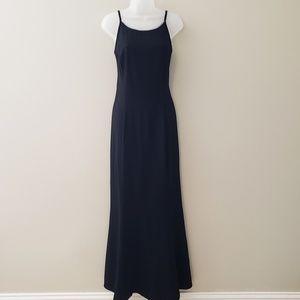 Gunne Sax Mermaid Dress w/ Crystals